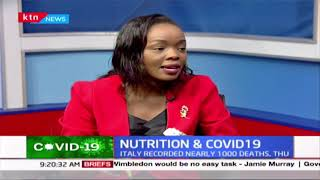 Nutrition and COVID-19: What to eat and avoid during Coronavirus outbreak | Part 1