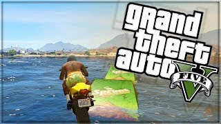 "GTA V FUNNY MOMENTS | ""LAKE RAGE"" 