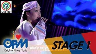 I Love OPM: Flora Lee - Hulog ng Langit by Donna Cruz