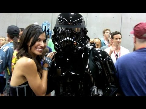 My San Diego Comic-Con '11 Experience!