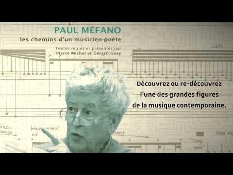 Paul Méfano - les chemins d'un musicien-poète
