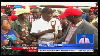 KANU holds National Executive  Council meeting to decide their stand in the general elections