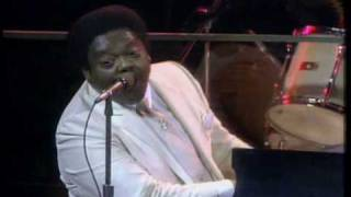 Fats Domino - I Want To Walk You Home (live appearance)