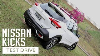 Test Drive - Nissan Kicks