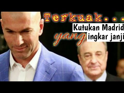 3 Wasiat Zidane Dilanggar Akhirnya Madrid Terpuruk