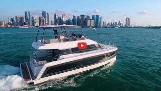 New Power Catamarans for Sale  MY 40