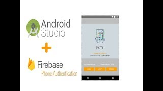 How to make a firebase phone number authentication by android studio in just 15 minutes!