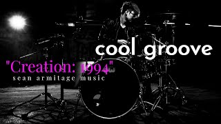 "Drumless Backing Track Cool Groove (94 BPM) ""Creation 1994"""