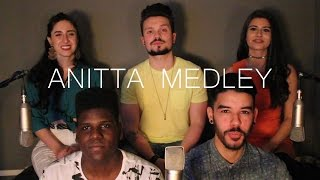 Voice In - Anitta Medley (Acapella Cover)
