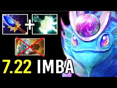 FORGOTTEN HERO MID IS BACK! 8 Sec Electric Rapid Puck vs PL Epic 1v4 Fight 0 Deaths by G 7.22 Dota 2