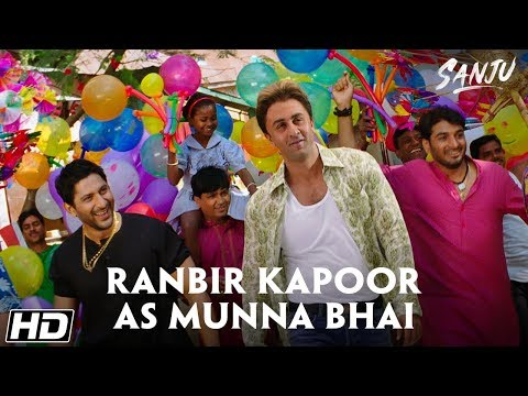 sanju munna bhai 2 0 ranbir kapoor rajkumar hirani releasing