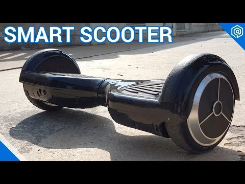 Smart Scooter / Hoverboard | ¡El transporte del futuro!