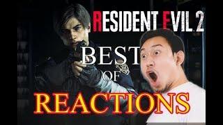 Resident Evil 2 Best Live Reactions Compilation - E3 2018 Reveal Trailer