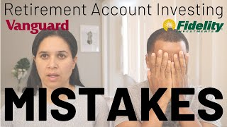 Retirement Account Investing   What NOT to Do to Retire Early