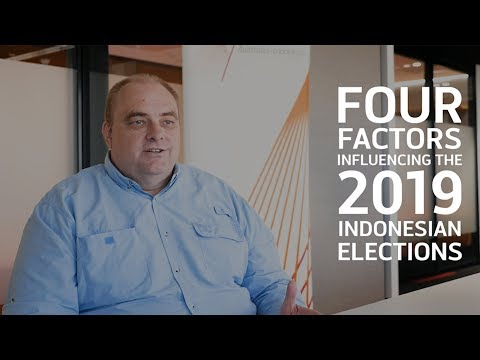 Four Factors Influencing The 2019 Indonesian Elections