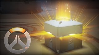 ♥ Overwatch - Opening 50 Loot Boxes! | Kholo.pk