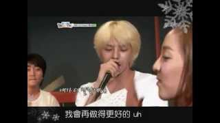 [中字] 2NE1 ft GD - I don't Care (Unplugged)