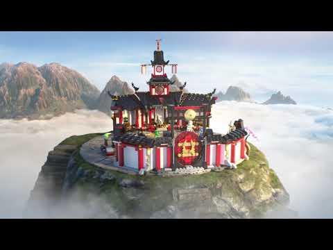 LEGO Le monastère de Spinjitzu (70670)