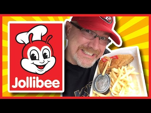 Jollibee – Two Piece Spicy Chicken Dinner – Filipino Food Review