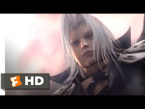 Final Fantasy VII (2006) - Cloud vs. Sephiroth Scene (10/10) | Movieclips