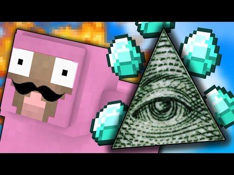 Minecraft | IS THE ILLUMINATI REAL??