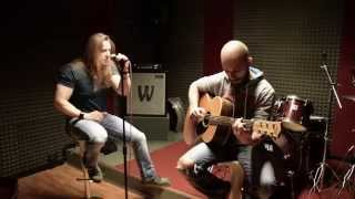 Wither - Dream Theater acoustic cover