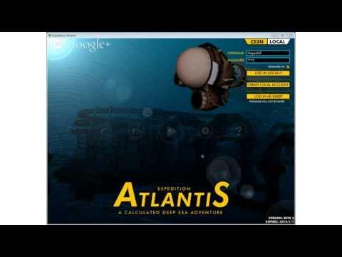 Exp�dition Atlantis PC