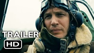 Dunkirk Official Trailer 1 2017 Christopher Nolan Tom Hardy Action Movie HD