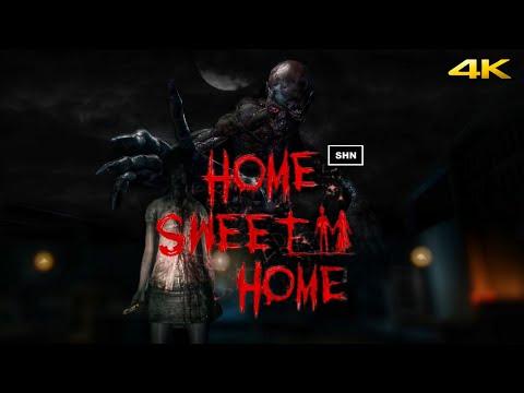 Home Sweet Home | 4K 60ᶠᵖˢ |  Full Playthrough | Longplay Scary Walkthrough  No Commentary