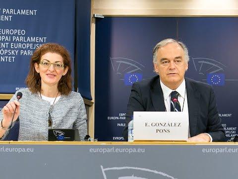 González Pons pide a la UE no aplazar la respuesta a la llegada de refugiados