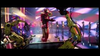 Iron Man: ACDC - Thunderstruck (Music Video)