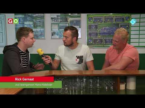 'Spanning tijdens wedstrijd Hans Hateboer' - RTV GO! Omroep Gemeente Oldambt