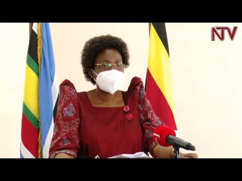 Minister Aceng criticised for flouting COVID-19 guidelines