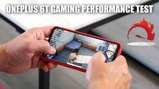 OnePlus 6T Gaming Mode Performance Test!