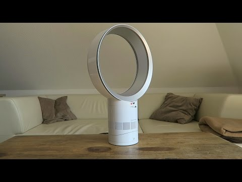 Dyson Cool AM06 Tischventilator - Unboxing & Test