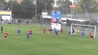 preview picture of video 'FK Litoměřice - ASK Lovosice,sestřih'