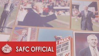 Watch as former SAFC manager Peter Reid recalls some fond Wearside memories
