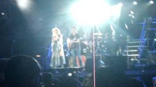 Gypsy Heart Tour à Guadalajala - Landslide Performance - 28/05/11