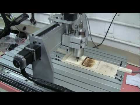 3 AXIS CNC 6040 ROUTER ENGRAVER DRILLING AND MILLING MACHINE 1/5