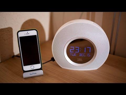 JBL Horizon: Unboxing Review – Digital Bluetooth FM Alarm Clock w/USB chargers