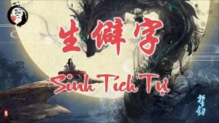 TikTok music HOT !!BẢN NỮ -  Lưu Chí Giai《Từ Hiếm Gặp | Sinh Tích Tự 》(Vietsub | Kara) | 抖音《生僻字》