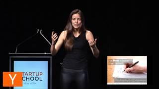 Kathryn Minshew at Startup School NY 2014