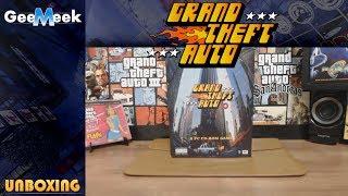 הקופסה של ה-GTA הראשון!