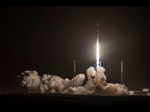 SpaceX осваивает Луну и готовится отправить астронавтов на МКС
