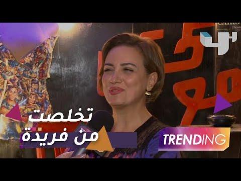 """ريهام عبد الغفور تكشف موقفها من """"حريم كريم 2"""""""