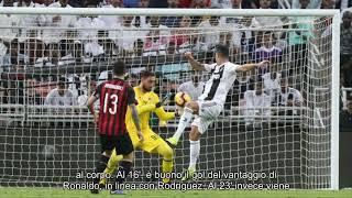 Notizie calde: Juve-Milan: Can-Conti, sospetto di rigore. E quel fuorigioco di Cutrone...