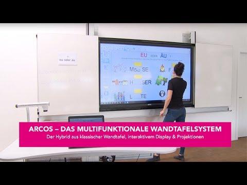 ARCOS Wandtafel-System