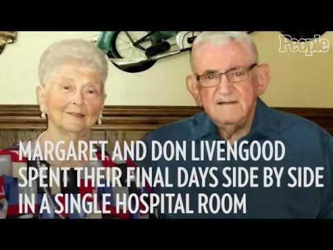 North Carolina couple dies holding hands