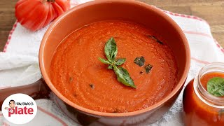 Best Italian Tomato PASTA SAUCE RECIPE