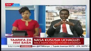Jubilee haijali kanuni za kura: Mbiu ya KTN